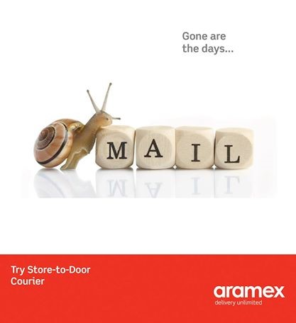 Aramex SA - Gone are the days...